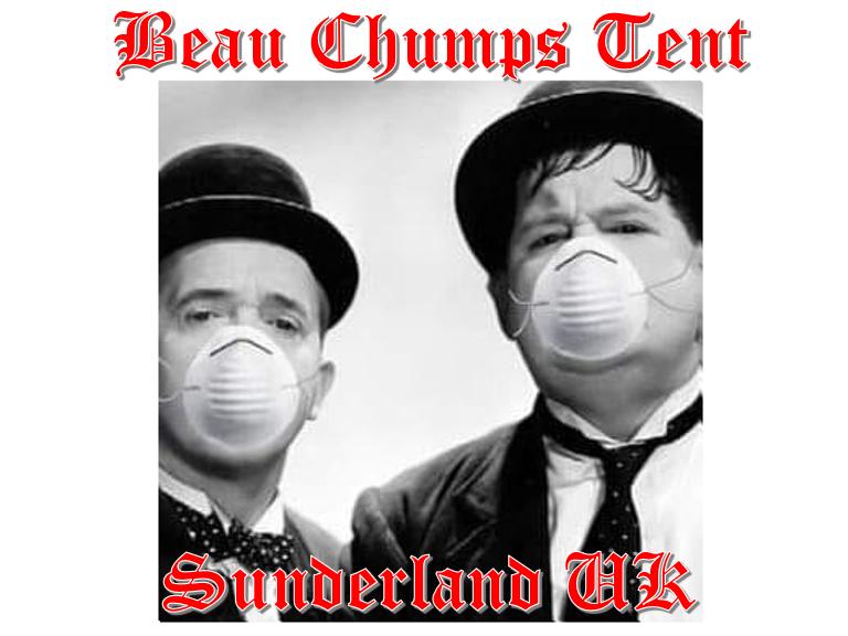 Beau Chumps Tent Sunderland